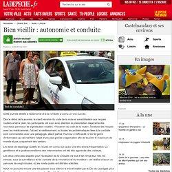 Bien vieillir : autonomie et conduite - 14/06/2014
