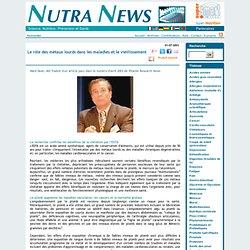 Le rôle des métaux lourds dans les maladies et le vieillissement - Détoxification