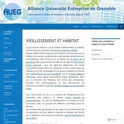 AUEG (Grenoble) - Vieillissement et habitat
