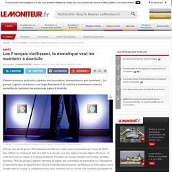Les Français vieillissent, la domotique veut les maintenir à domicile - Santé