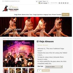 El Viejo Almacen Tango Show Buenos Aires