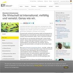 Vielfalt schätzen, Chancen nutzen - EY - Deutschland
