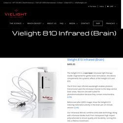 Vielight 810 Infrared (Brain) - Vielight Inc