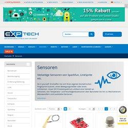 Vielseitige Sensoren von Sparkfun, LinkSprite & Co.