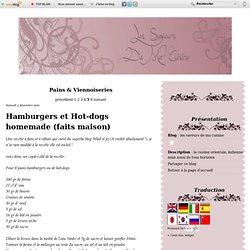 Pains & Viennoiseries - Khobz (pain) au four - les saveurs de ma cuisine