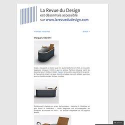 Vieques VAS911 « La Revue du Design