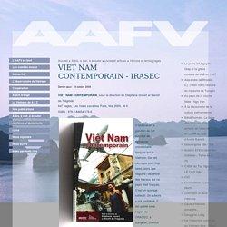 VIET NAM CONTEMPORAIN - IRASEC - AAFV