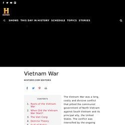 Vietnam War: Causes, Facts & Impact