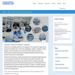Vietnam Food and Textile industry