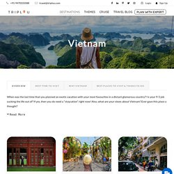 Vietnam Tour Packages - Book Vietnam Travel Packages from India