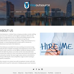 Vietnamese Business Process Outsourcing