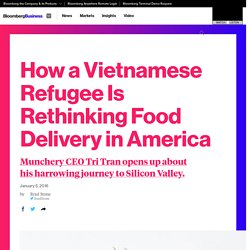 How a Vietnamese Refugee Is Rethinking Food Delivery in America