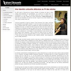 La culture vietnamienne - Vietnam Découverte