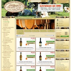 Vieux Calvados de Normandie et du Pays d'Auge