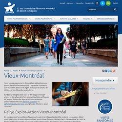Vieux-Montréal - Guidatour