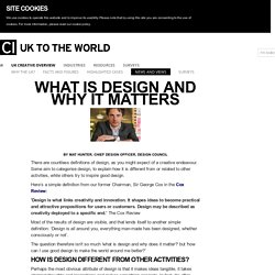 VIEW: What is Design and why it matters