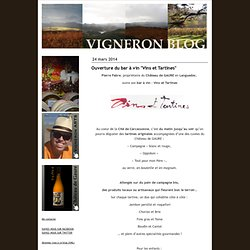 Vigneron Blog