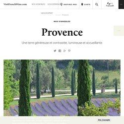 Visiter le vignoble de Provence - oenotourisme
