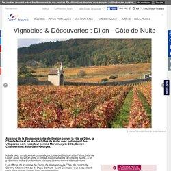 Vignobles & Découvertes : Dijon - Côte de Nuits