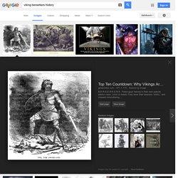 viking berserkers history