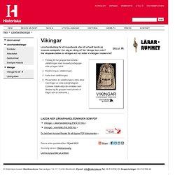 Vikingar - Historiska