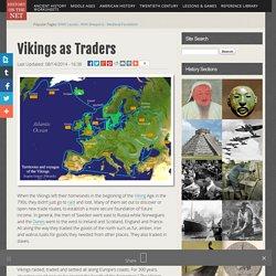 Vikings as Traders