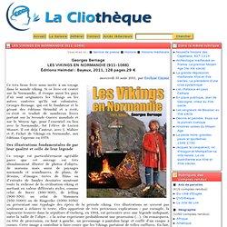 Les Vikings en Normandie (911-1066)