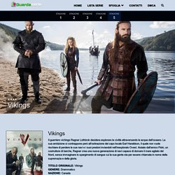 Vikings in streaming