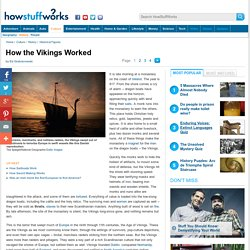 How the Vikings Worked - HowStuffWorks