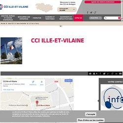 CCI Ille-et-Vilaine : Chambre de Commerce et d'Industrie d'Ille-et-Vilaine