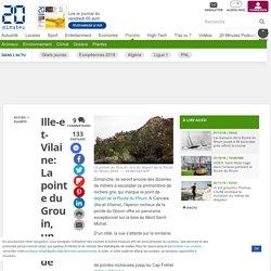 Ille-et-Vilaine: La pointe du Grouin, un écrin de nature menacé par les touristes