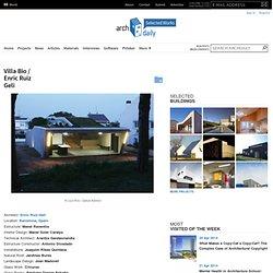 Villa Bio / Enric Ruiz Geli