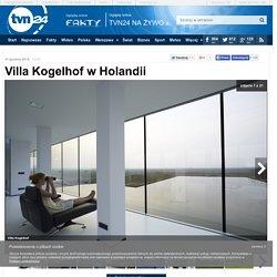 Villa Kogelhof w Holandii
