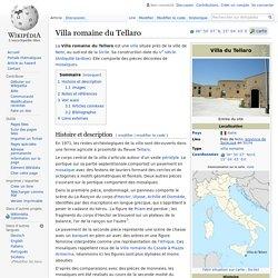 Villa romaine du Tellaro