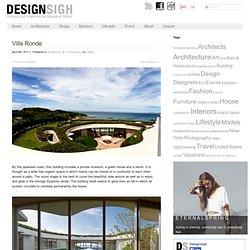 Villa Ronde | DESIGNSIGH