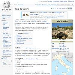 Villa de Tibère