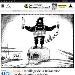 Liban. Un village de la Bekaa visé par des attentats suicides