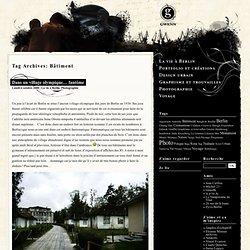 Gwenn et la vie à Berlin / Dans un village olympique… fantôme