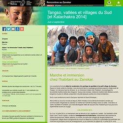 Randonnée découverte et immersion villageoise au Zanskar (Inde himalayenne)