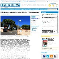 P.-O. Vers un sévère plan social dans les villages Azureva