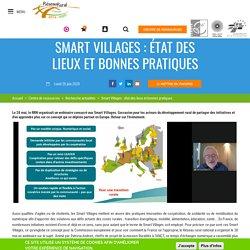 Smart Villages : état des lieux et bonnes pratiques
