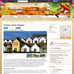 Villány Wine Region, Hungary