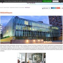 94 Créteil - Médiathèques