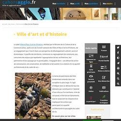 Ressources patrimoine ville de cahors (visites...)
