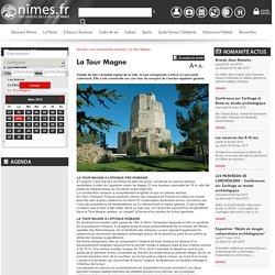 Ville de Nîmes:La Tour Magne