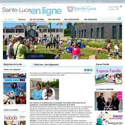 Mairie de Sainte Luce sur Loire