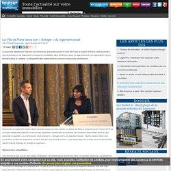 La Ville de Paris lance son « Seloger » du logement social