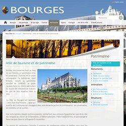 Ville de tourisme et de patrimoine