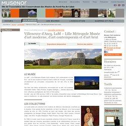 Villeneuve d'Ascq, LaM – Lille Métropole Musée d'art moderne, d'art contemporain et d'art brut