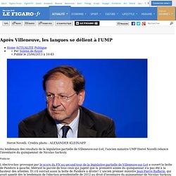 Après Villeneuve, les langues se délient à l'UMP